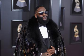 "Rick Ross Comments On 50 Cent's Diss & Diddy's ""Nobody"" Address"