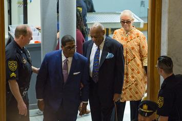 Bill Cosby's Wife Camille Accompanies Him On Last Day Of Sexual Assault Retrial