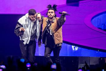 """Listen To The Weeknd's Lost Verse From Drake's """"Crew Love"""""""
