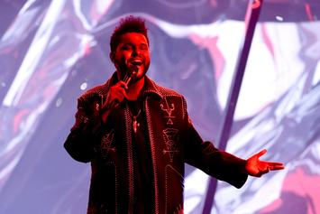 "The Weeknd's ""Starboy"" By The Numbers"