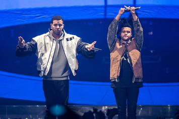 """The Weeknd On Collab Project With Drake: """"Why Not?"""""""