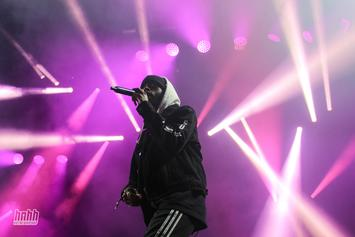 6LACK Brings Out The Weeknd In Los Angeles