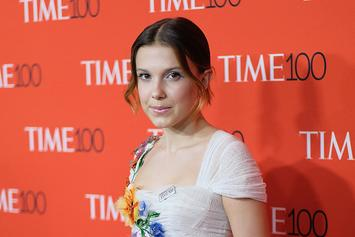 Millie Bobby Brown Attends TIME 100 Gala & Freaks Out When She Can't Meet Cardi B