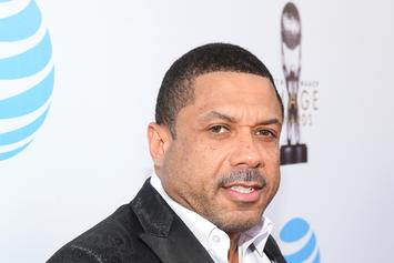 Benzino Shot While Attending His Mother's Funeral [Update: Benzino's Nephew Pleads Not Guilty, Claims Self-Defense]