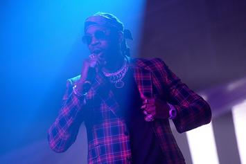 2 Chainz Charged With Felony For Codeine Possession [Update: 2 Chainz Pleads Not Guilty]