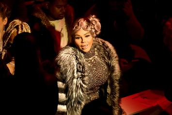 Lil Kim's New Jersey Mansion Up For Auction; Opening Bid Is $100