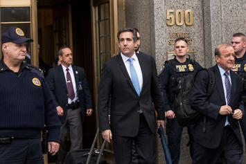 Donald Trump's Lawyer Michael Cohen Will Plead The Fifth In Stormy Daniels Case