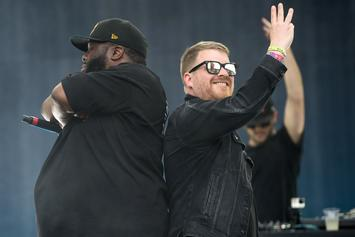 Run The Jewels Bring Their Talents To Stephen Colbert