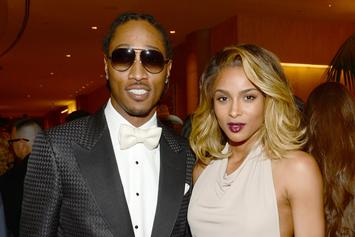 Ciara & Future Call Off Engagement