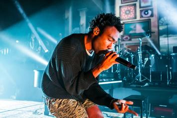 "Childish Gambino Says ""Rap Is Done"" In Hot 97 Interview"