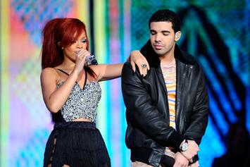 Drake & Rihanna Have Reportedly Broken Up Again