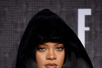 Homeless Man Arrested For Stalking & Threatening Rihanna