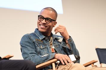 T.I. Won't Give Up On Kanye West After Spending A Day With Him
