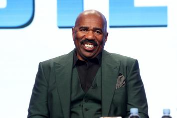 "Steve Harvey's ""Sponsor-Driven"" Personality Is Why He Won't Return To Standup"