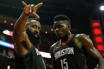 Houston Rockets Take Game 1 Behind Harden's 41-Point Performance