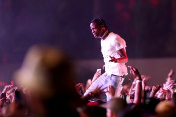 Travis Scott Promises A Big Week For His Fans