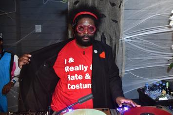 """Questlove Busts Out """"Kanye West Doesn't Care About Black People"""" Shirt"""