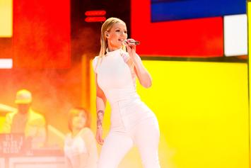 "Iggy Azalea ""Switch""  Music Video Leaks"