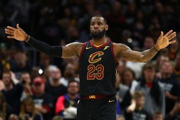 LeBron James' Signature Shoes Are Best-Seller In NBA