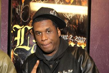 "Jay Electronica Says ""An Album Is A False Concept"""