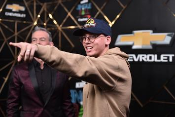 """Logic Serenades His Wife With Live Rendition Of """"Curb Your Enthusiasm"""" Theme Song"""