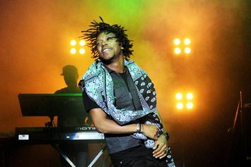 "Lupe Fiasco Reveals 12 Records On ""Tetsuo & Youth,"" Shares Other Album Details On Twitter"