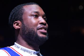"""Meek Mill Returns To Society By Copping Some Flashy """"DC"""" Ice"""