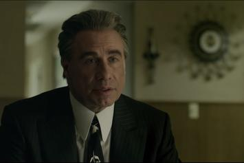 """Gotti"" Debuts Official Trailer Starring John Travolta As The Infamous Mobster"