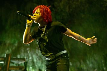 """Trippie Redd Teases """"Album Mode"""" With Some Nice Bars"""