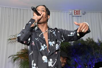 "A$AP Rocky's ""Testing"" Pops Up On A New York Billboard"