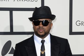 The-Dream's Baby Mama Releases Photos Of Injuries Following Alleged Attack