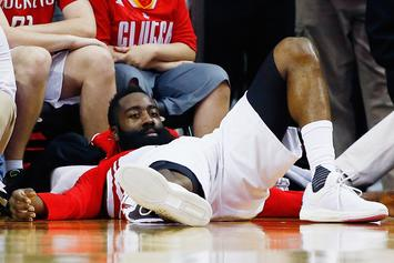 Lil B Takes Credit For James Harden's NBA Turnover Record