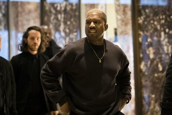 Kanye West Invited To Visit Slave Ports In Africa By Nigerian Lawmaker