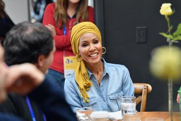 """Jada Smith's """"Red Table Talk"""" Covers """"Issues Of The Heart"""" & What It Means To Be A Woman"""