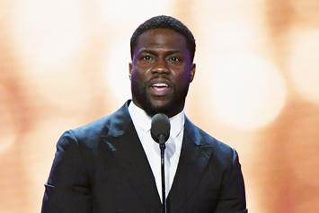"Kevin Hart Is Creating A ""Black Man's Guide To History"" Special For The History Channel"