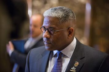 Republican Allen West Posts Meme Calling For Muslim Genocide