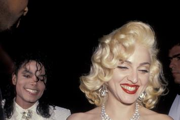 Madonna Admits She Hooked Up With Michael Jackson
