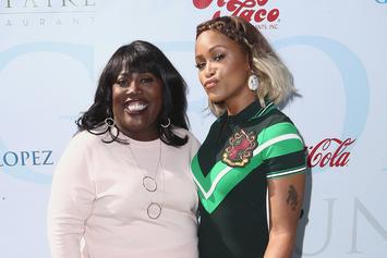 Eve & Sheryl Underwood Roast DJ Khaled For His No Oral Sex Claims