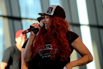 Salt-N-Pepa's Sandra Denton Dragged For Flaunting Affair With Married Man