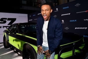 """Bow Wow's Spirits Raised By Girlfriend's """"Dutty Wine"""" Prowess"""