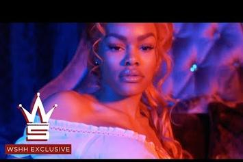 "Teyana Taylor Is Iman Shumpert's Muse In ""Love Her"" Video"