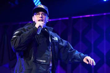 Logic Is Thinking About Creating His Own Weed Strain