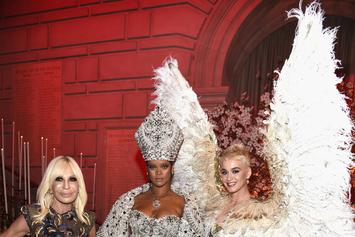 Rihanna & Katy Perry Reportedly Have Beef Over Met Gala Snub
