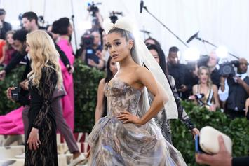 "Ariana Grande & The Roots Perform ""No Tears Left To Cry"" With Nintendo Labo Gear"