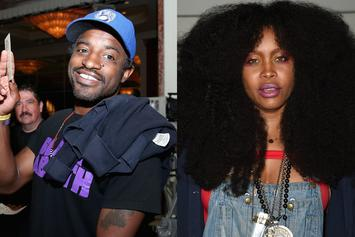 Erykah Badu & Andre 3000 Post Up With Their Son For Mother's Day Flick