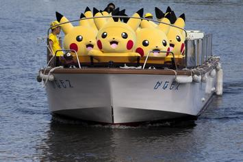 1500 Pikachus Will Be Parading Around Yokohama For A Special Festival