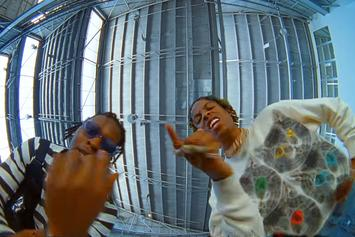 """Uno The Activist Taps Rich The Kid For """"Fabo Remix"""" Visuals"""