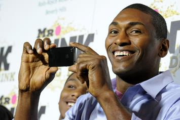Metta World Peace: 'I Was Offered $35,000 To Throw A Game In College'