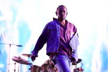 """Kendrick Lamar Lets White Girl Rap """"M.A.A.D. City"""" On Stage & Everything Went Wrong"""