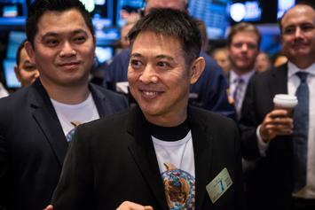 Jet Li's Hyperthyroidism & Heart Condition Leave Him Looking 20 Years Older